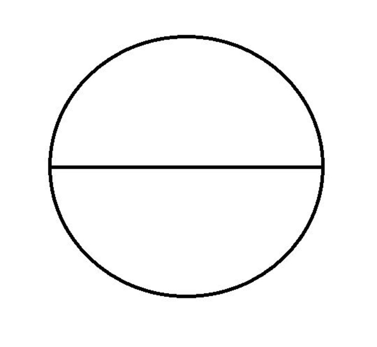 Salt symbol.