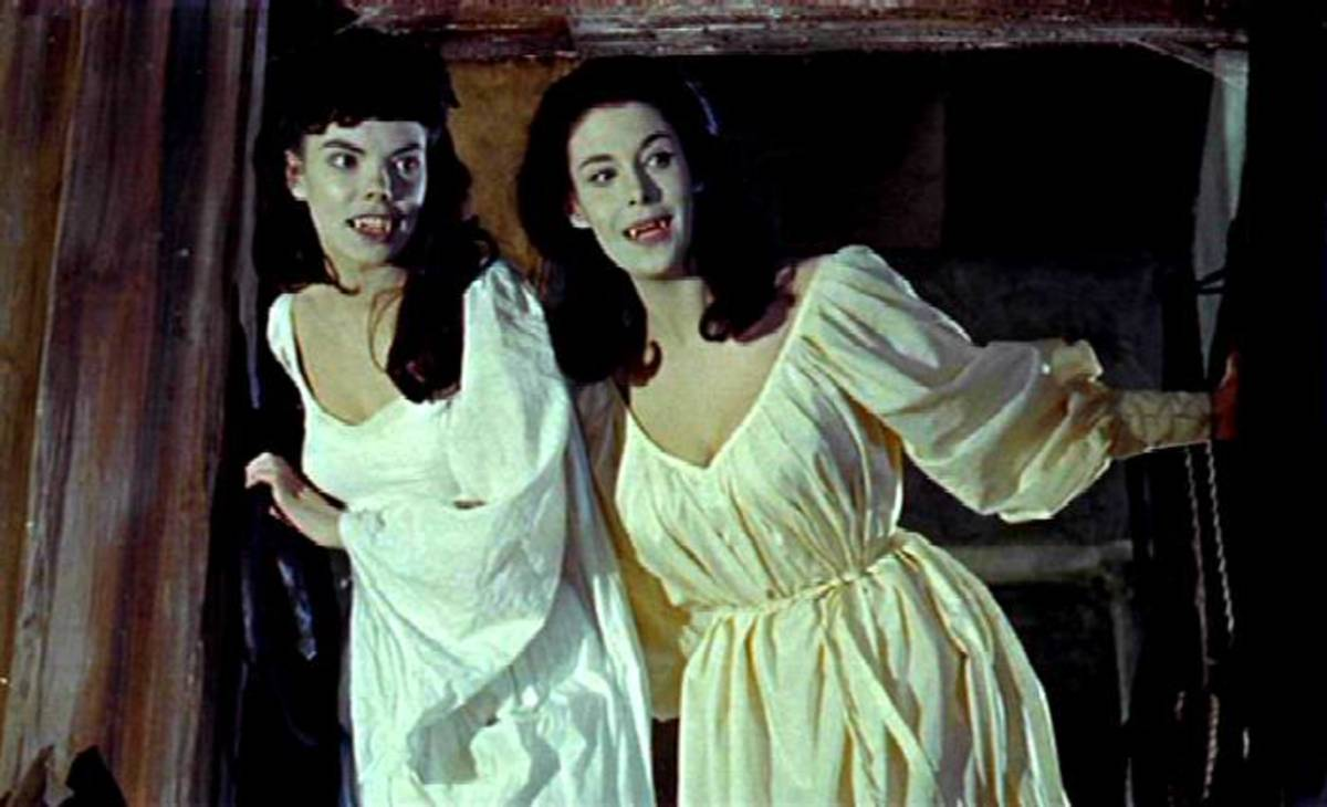 The Brides of Dracula 1966