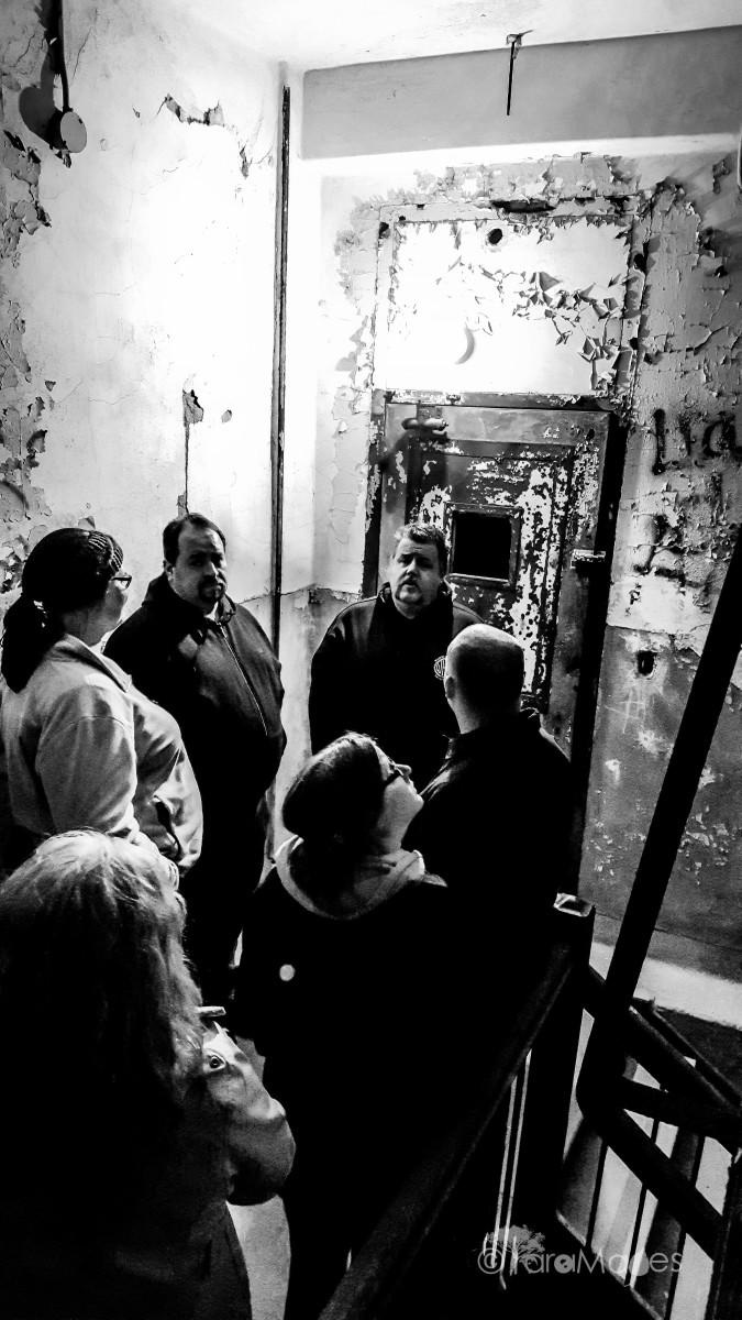 Fourth Floor Door Waverly Hills Sanatorium