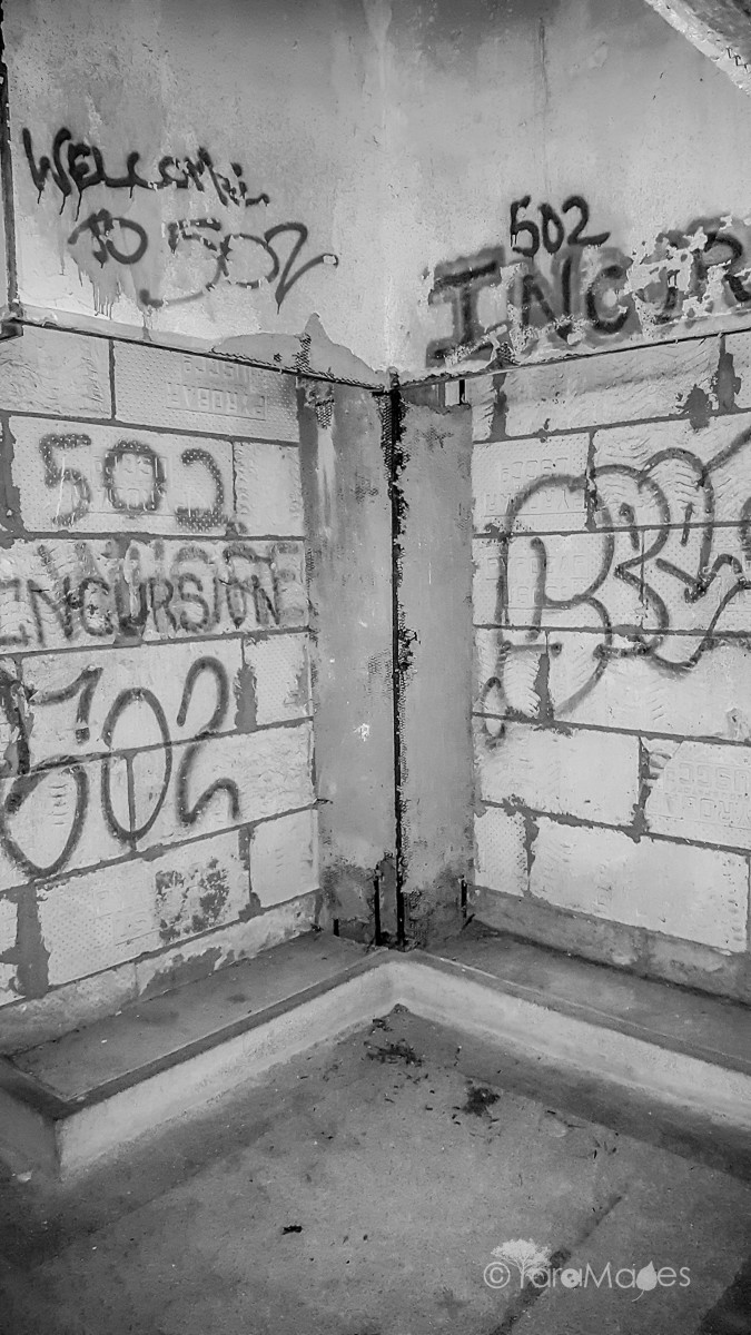 Room 502 Waverly Hills Sanatorium