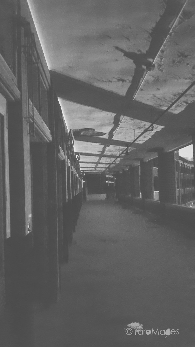 Waverly Hills Sanatorium Outdoor Treatment Area