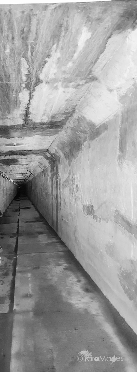Looking down the abyss of afterlife at Waverly Hills Sanatorium