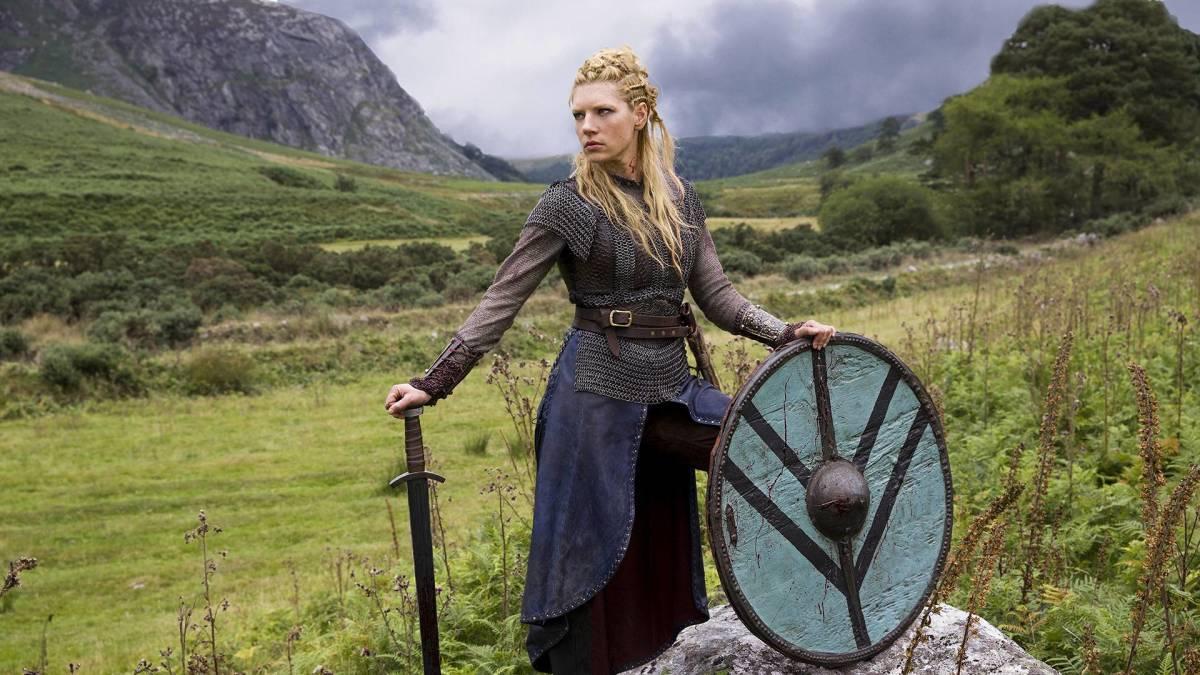 Asatru values the Warrior Spirit, even in women.