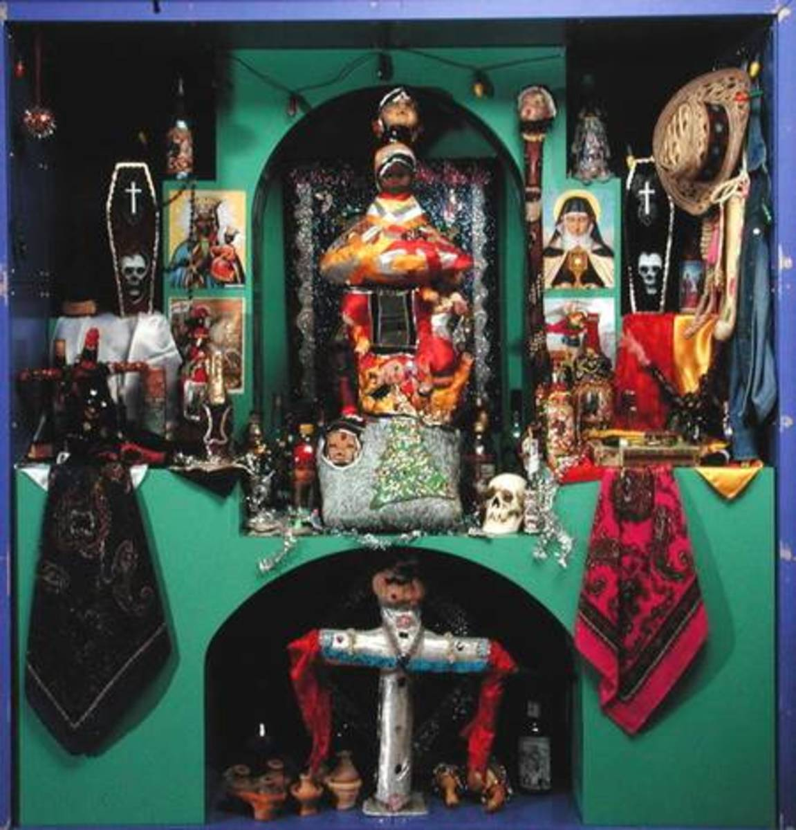 Voodoo is a legitimate religion that requires as much devotion to its deities as Christianity.