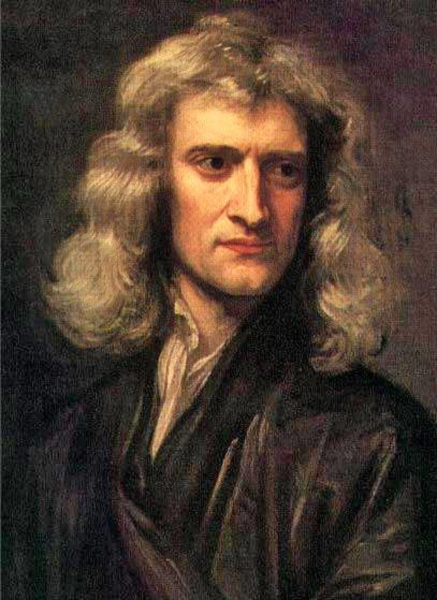 Sir Isaac Newton Scientist