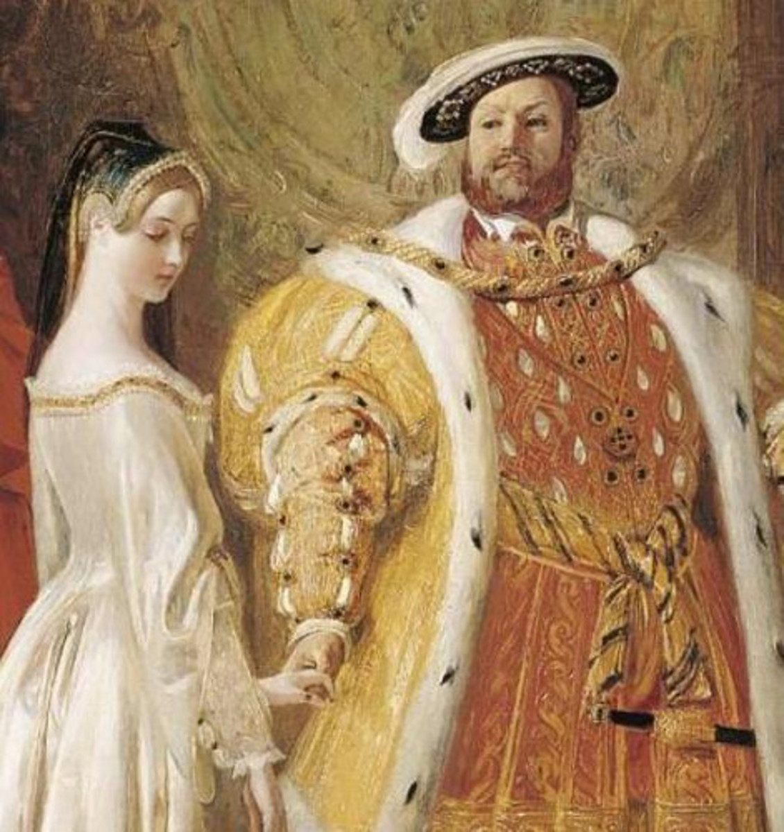 Henry VIII timeslip parallel worlds.
