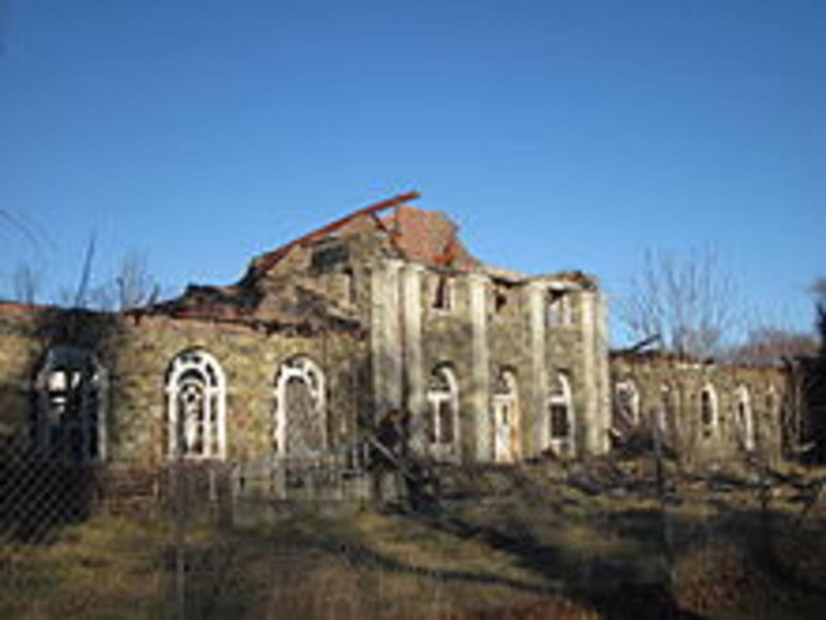 Letchworth Insane Asylum