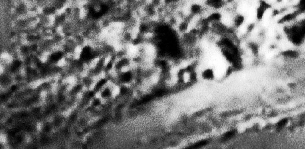 Ancient Cities Found on the Moon