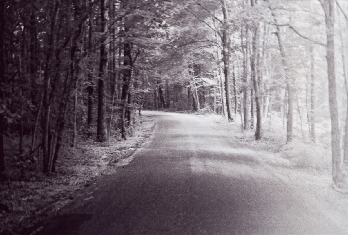 Fletchertown Road in 1978