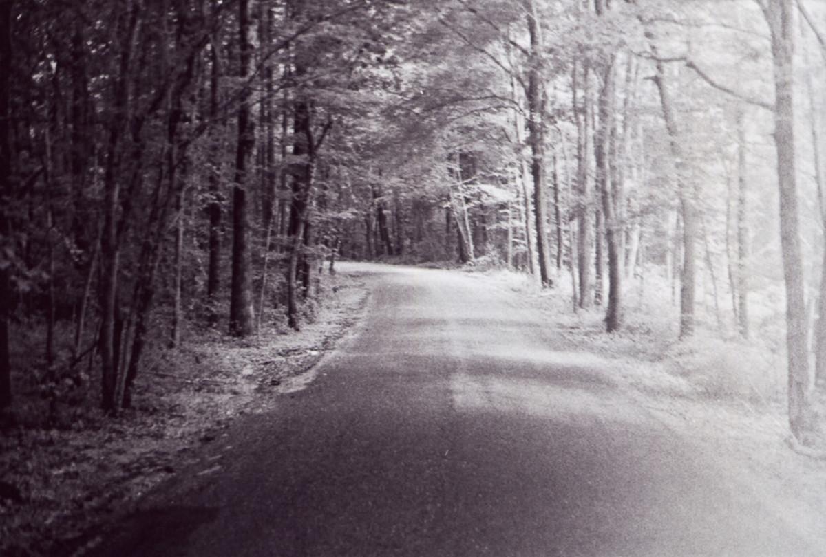 Fletchertown Road in 1978