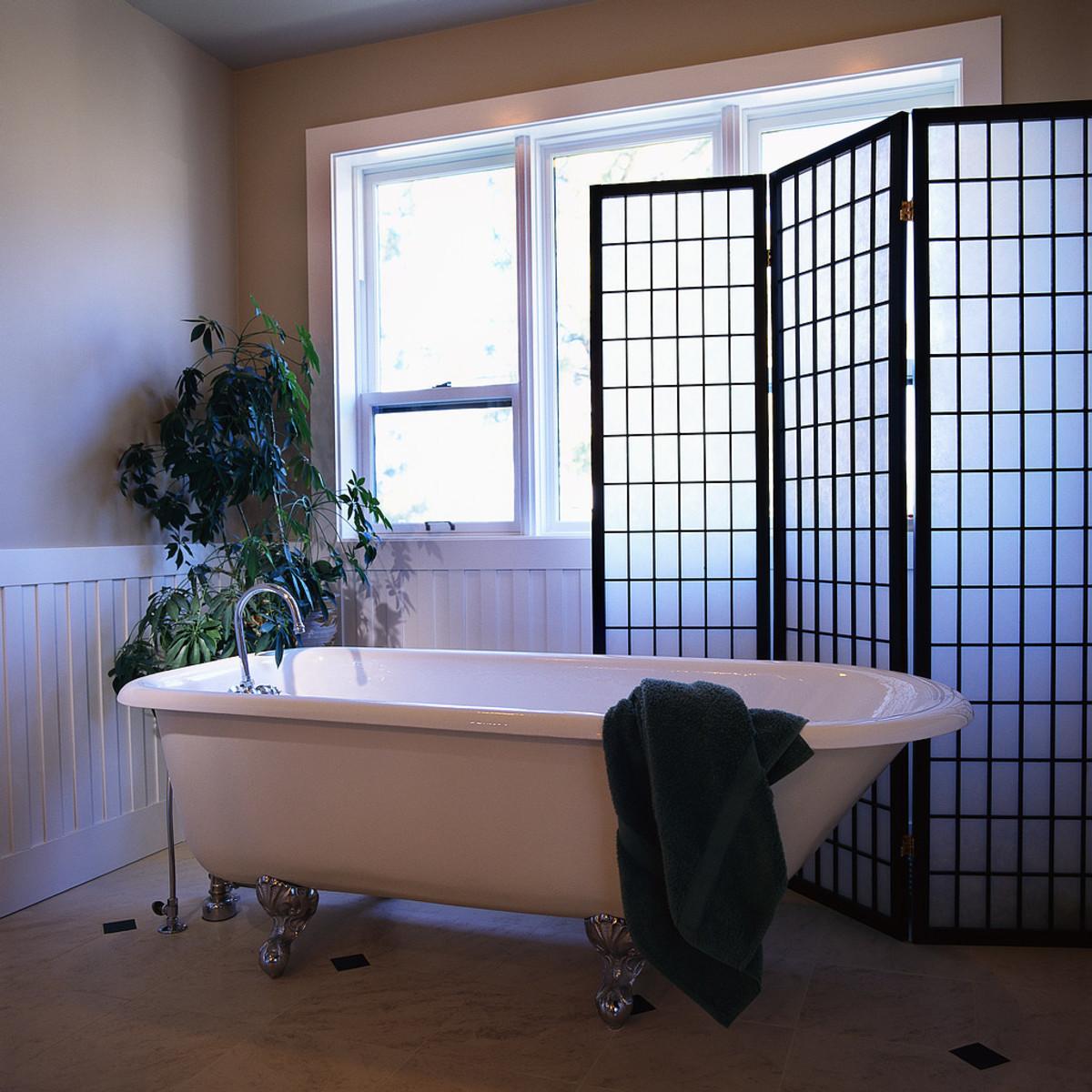 A Feng Shui Bathroom Exemplore