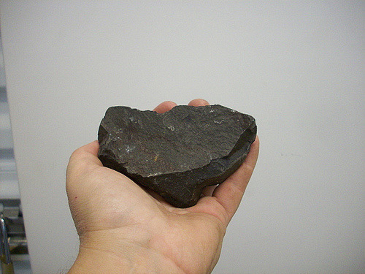 Magnetite helps attract whatever you desire.