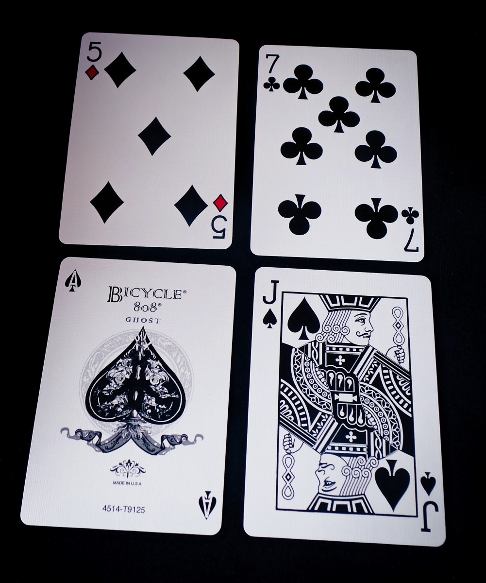 Four card spreads provide an even more in-depth reading.