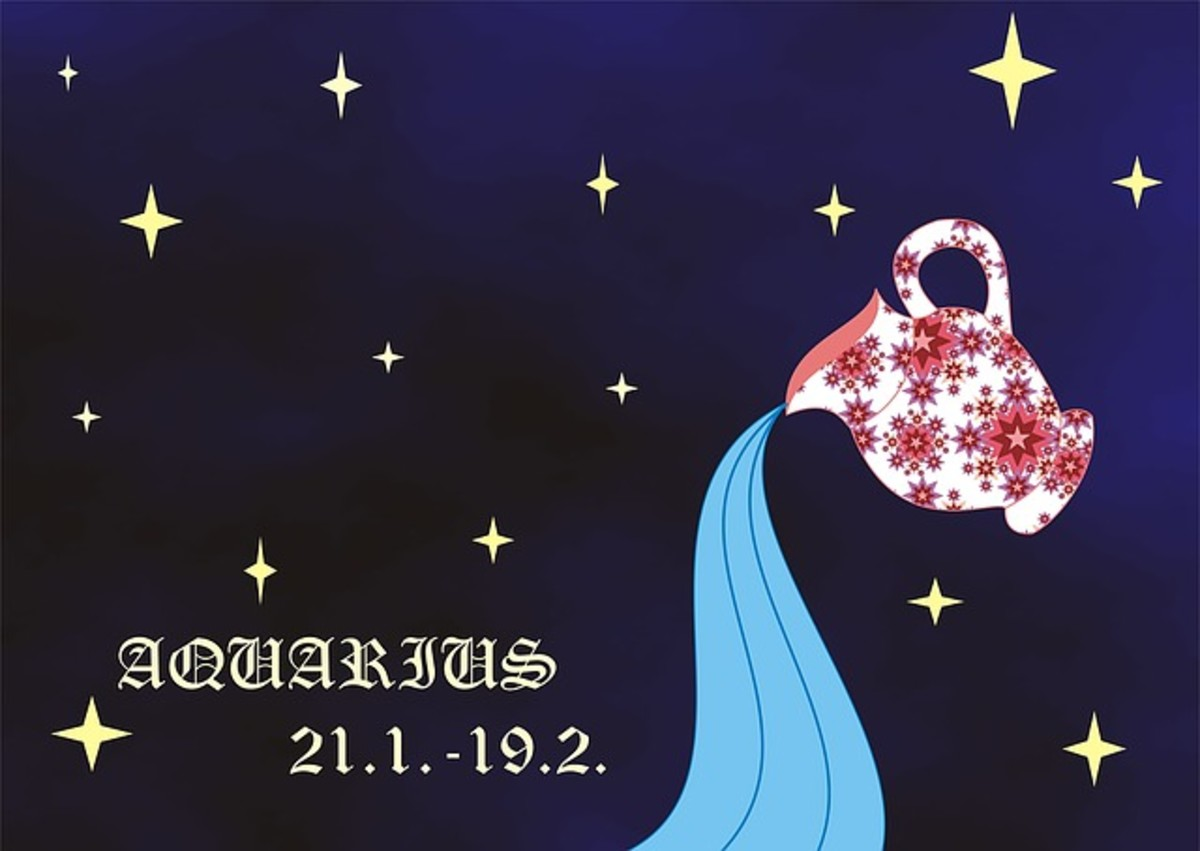 Aquarius Moon signs have a rebellious streak in them
