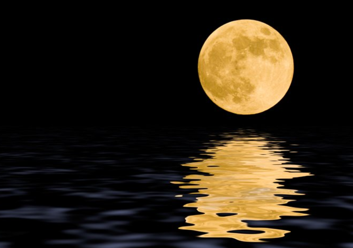 Moon signs reflect out what's deep inside