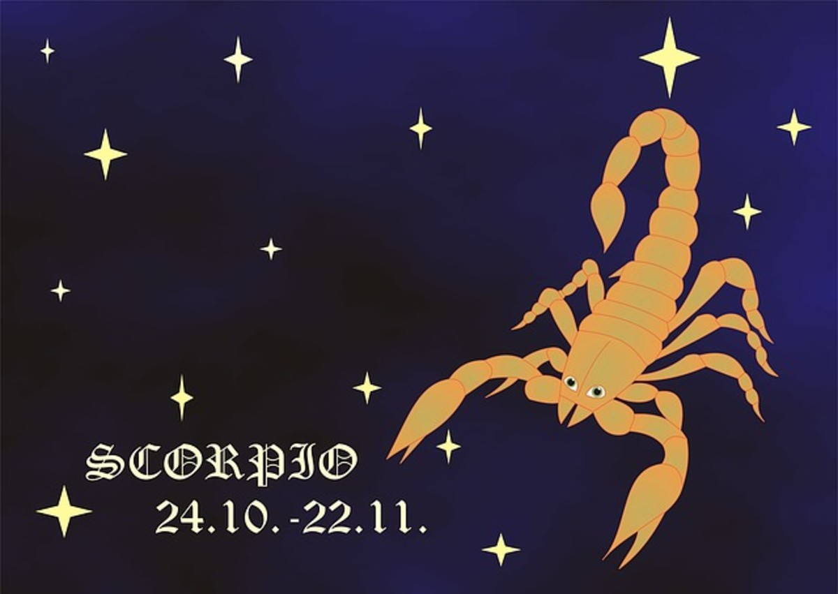 Scorpio Moon signs have psychic abilities