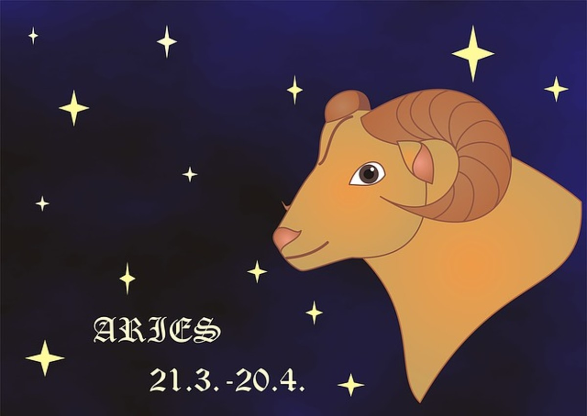 Aries Moon Signs reflect a competitive nature