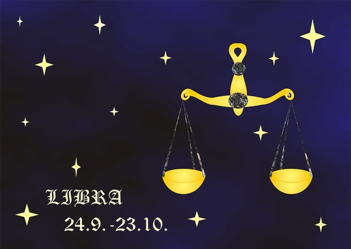 Libra Moon signs are known for living balanced lives