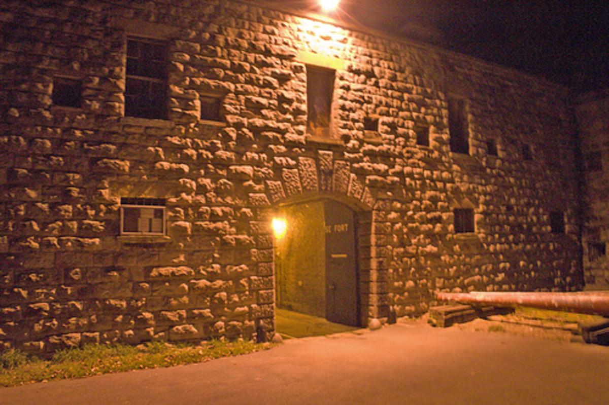 Coalhouse Fort.