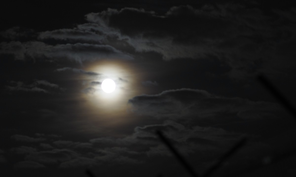 Witches feel connected to the moon emotionally, physically, and spiritually.