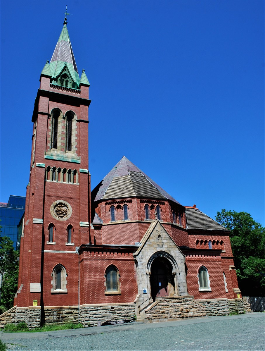 St. Andrew's Presbyterian Church (the Kirk), Where the Remains of Catherine Snow Are Believed to Lay Somewhere on the Property, Perhaps Beneath the Church Itself, and Where Her Ghost Can Occasionally be Seen Strolling the Grounds.