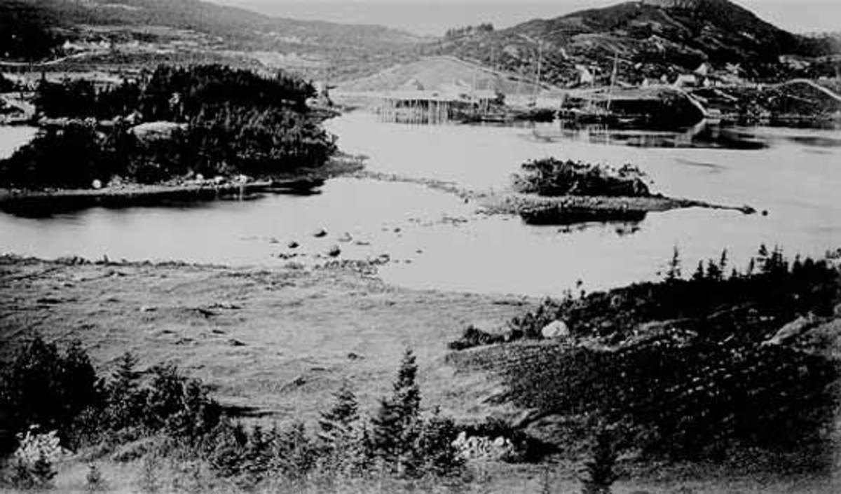 Salmon Cove, Newfoundland, Circa 1900