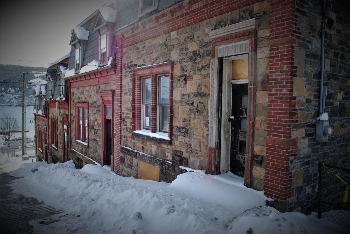 The Four Sisters, Temperance Street, St. John's
