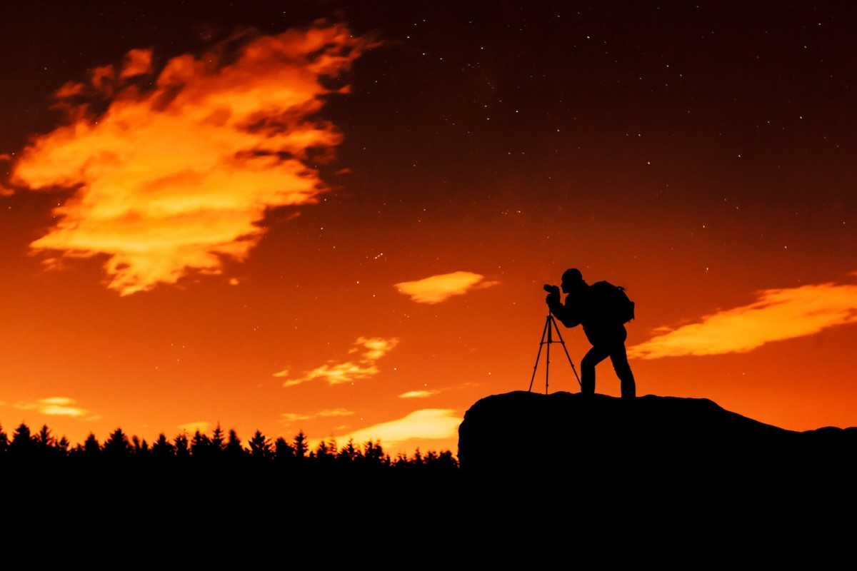 Choosing the right location is important for a good sky-watching experience.