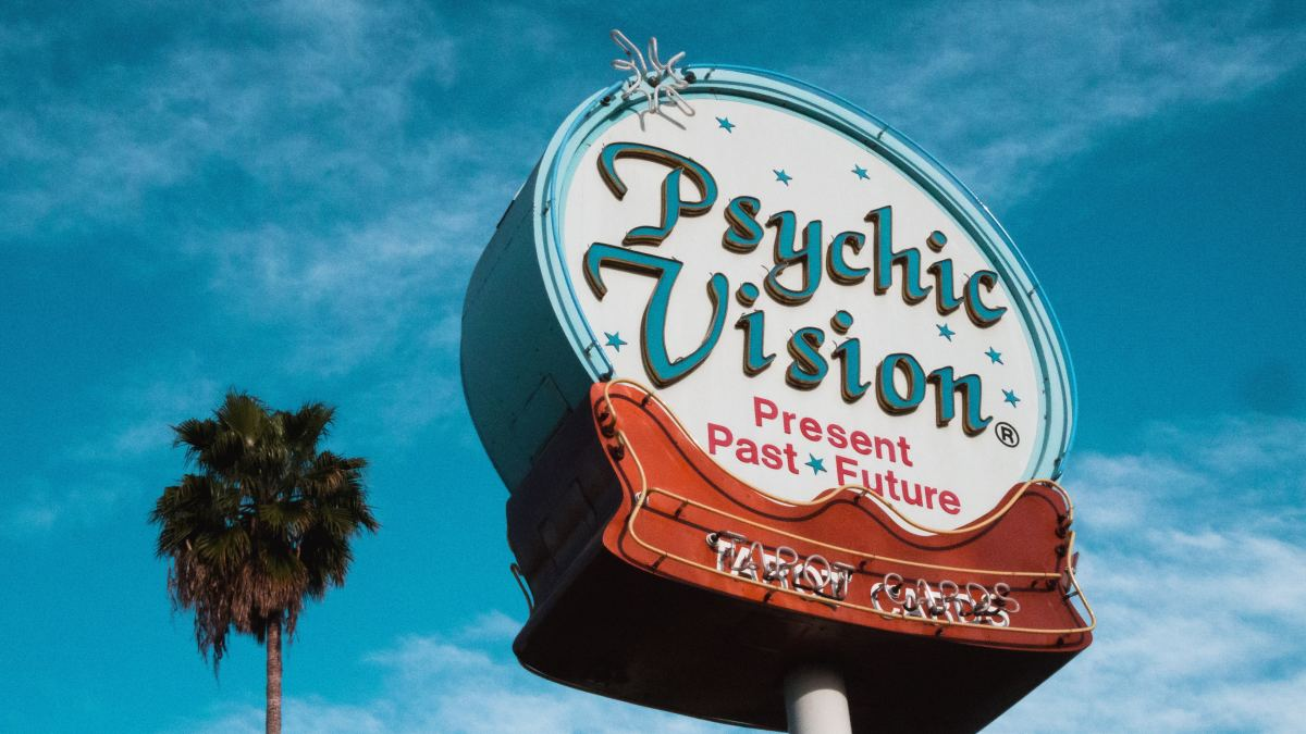 Being psychic can be difficult, as psychics can sometimes witness the past, present and future all at once!