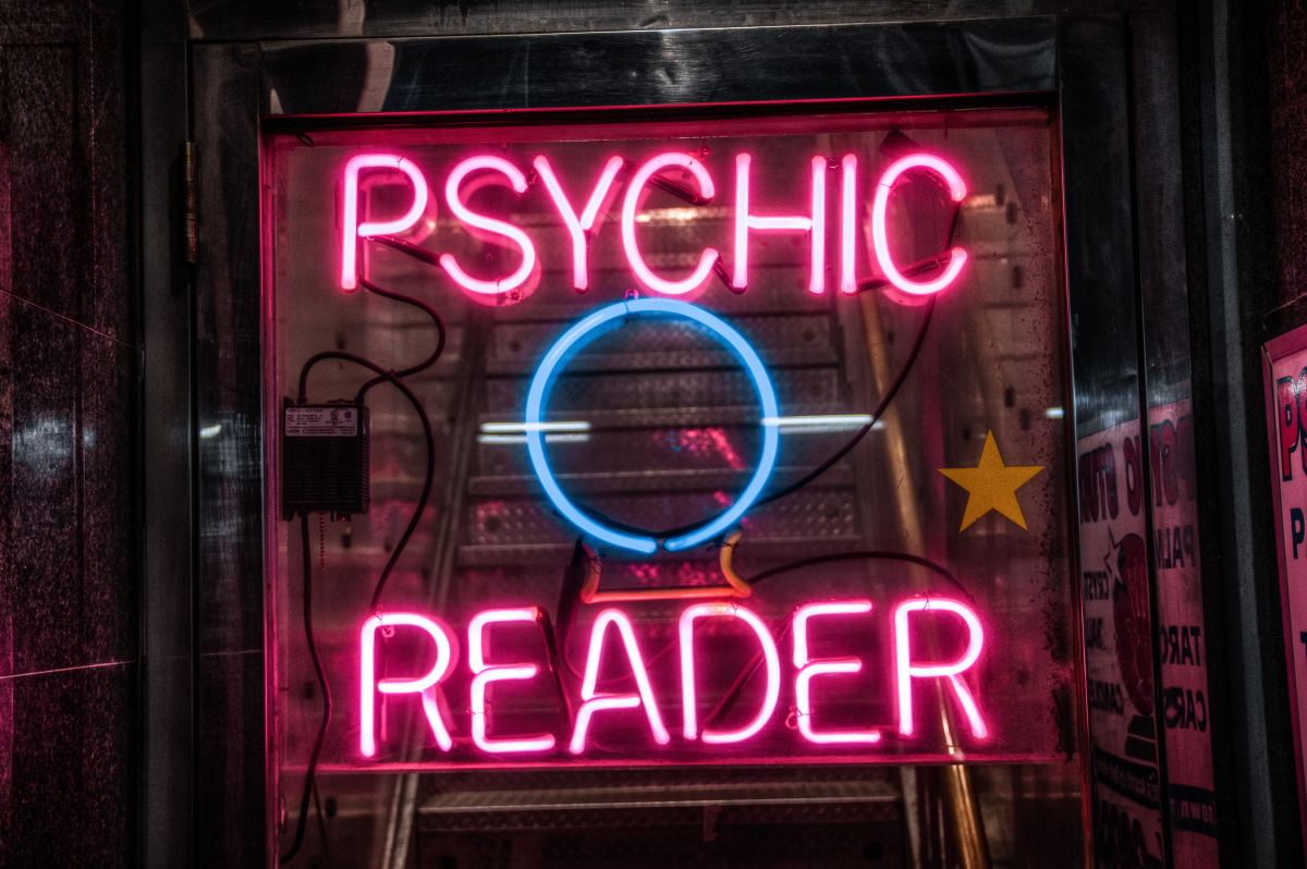 While psychics are rare, their abilities are admirable and worth paying attention to.