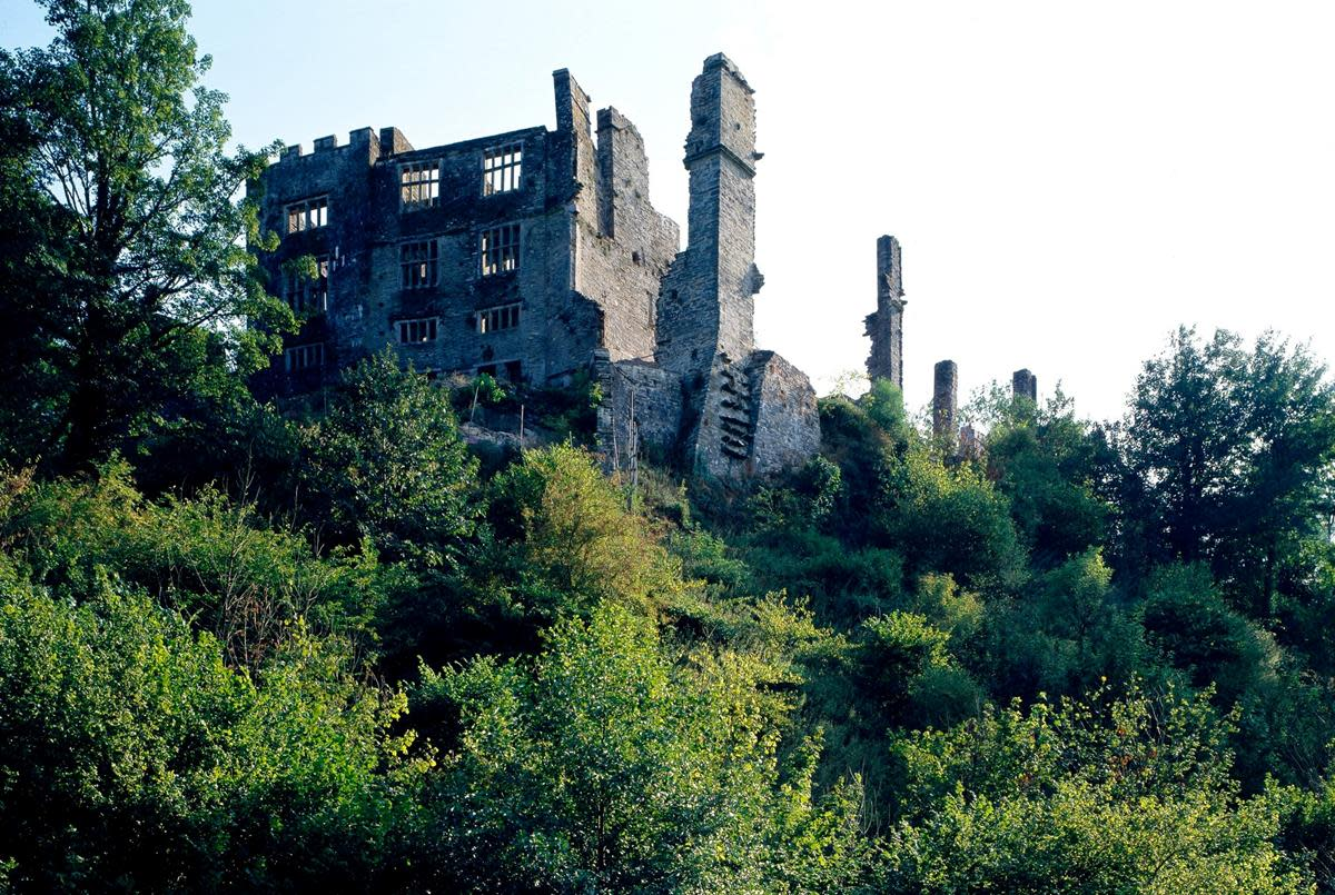 England's Most Haunted Castle