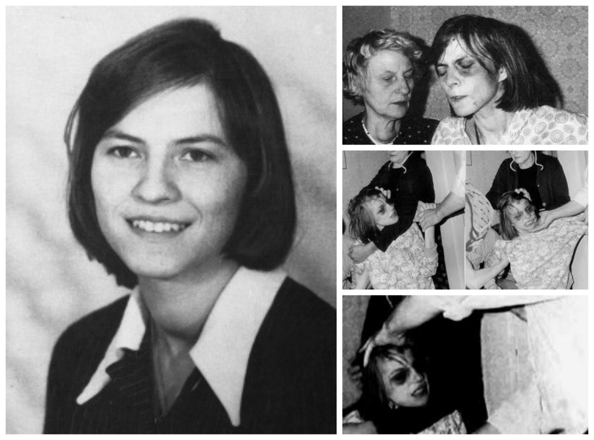 Anneliese Michel underwent a ten moths of exorcisms, some 67 four hour sessions, before dying of malnutrition and dehydration. The priests and her parents were convicted of negligent homicide.