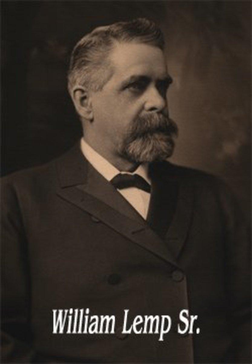 William Lemp, Sr.