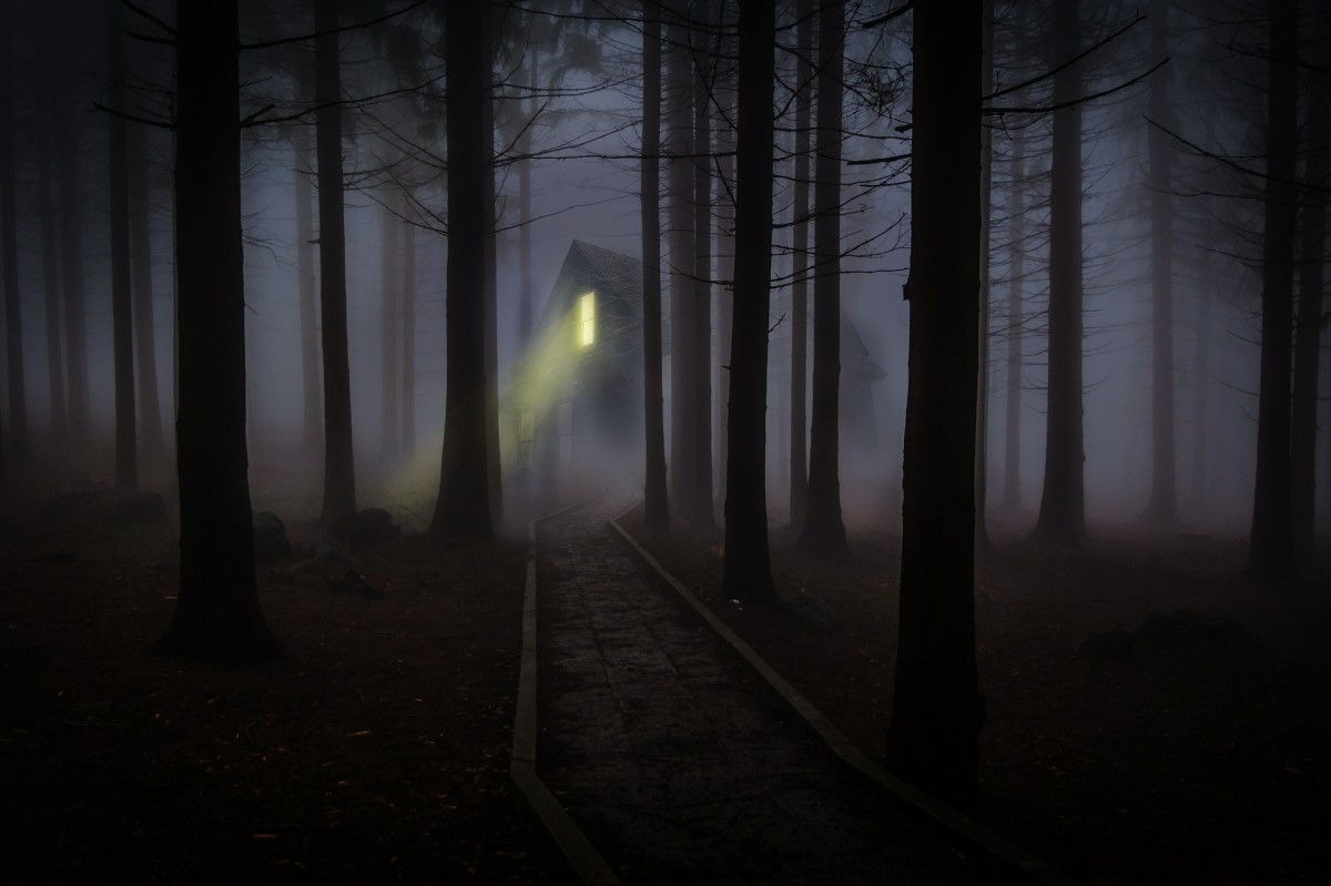 If your dream house is so shrouded in fog that its details can't be seen, this can indicate truths that you hide from yourself or are afraid to see.