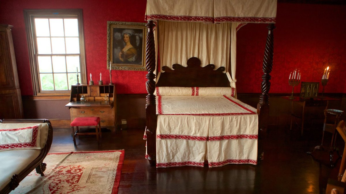Annie Palmer's Bedroom at Rose Hall