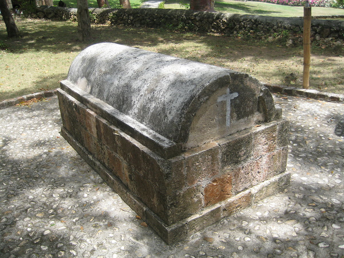 Though Claimed to be the Tomb of Annie Palmer This is Most Likely False, as Annie Had Not Been Living at Rose Hall at the Time of Her Death, and in Fact, Had Sold Her Remaining Interest in the Place Nearly 20 Years Earlier. It could be Rosa's Tomb.