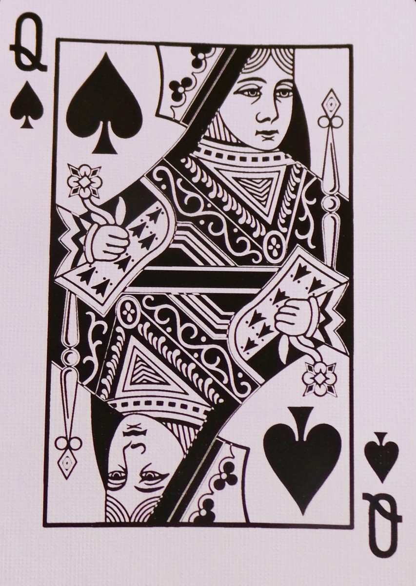 The Meaning of the Queen of Spades