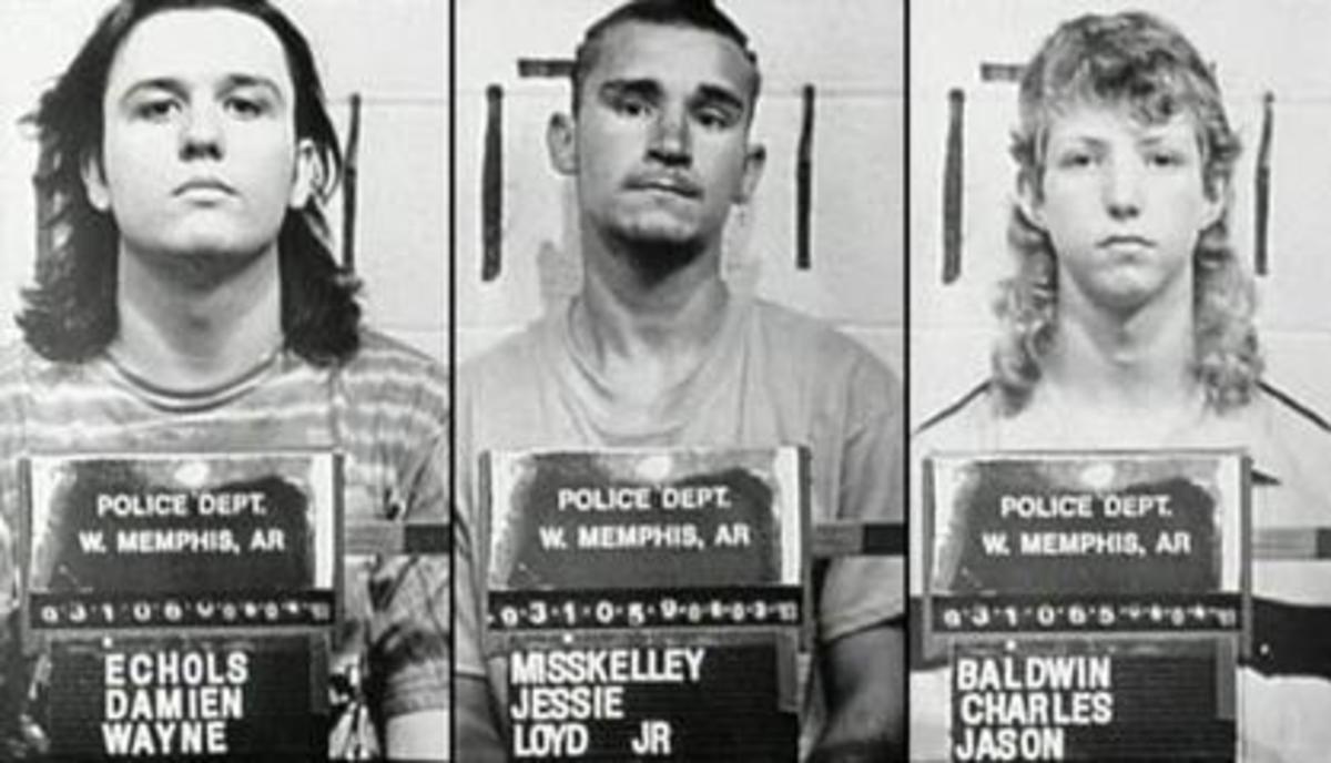 The West Memphis Three.