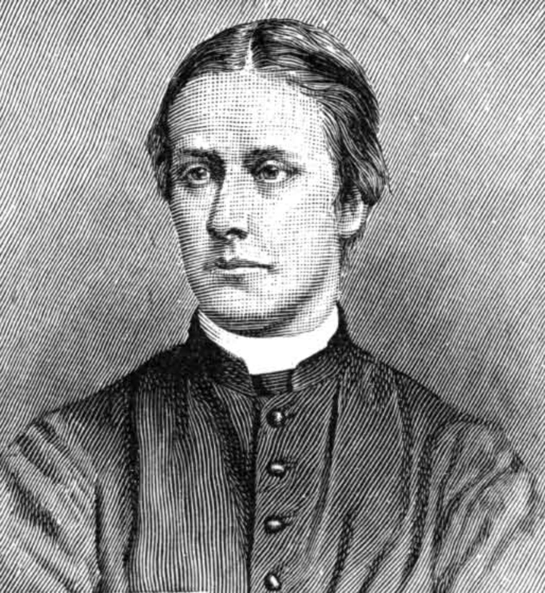 Reverend Sabine Baring-Gould.