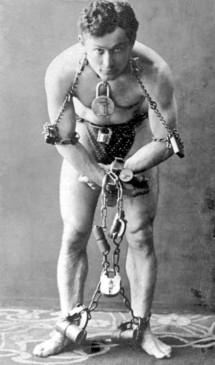 Houdini in 1899