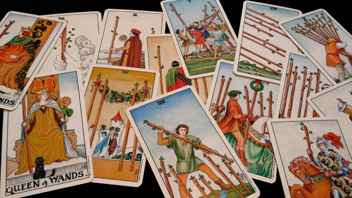 What do Wands tell me about money or finances in tarot?