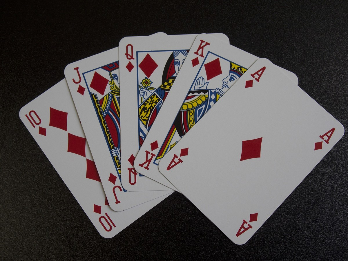 Tarot With Playing Cards Yes/No Answers | Exemplore