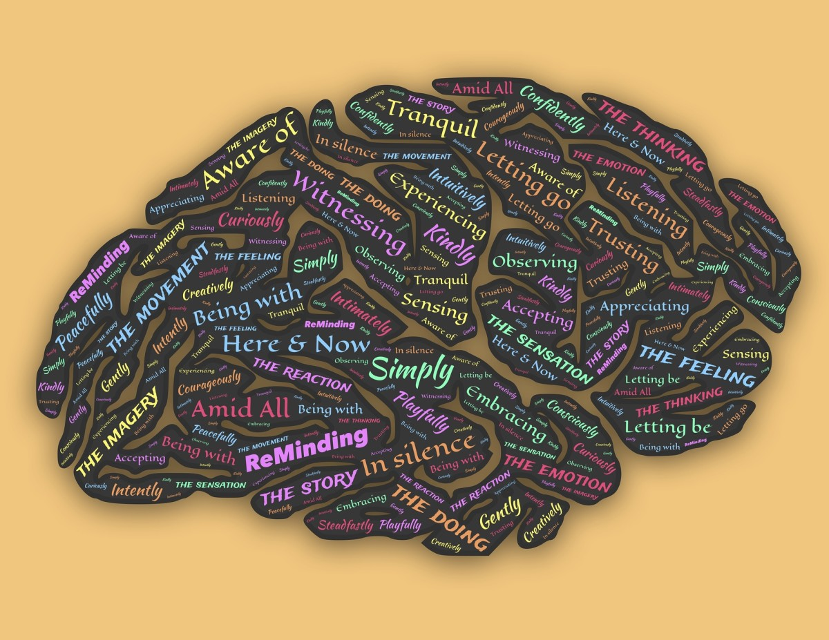 """An active, engaged brain is the key to developing clear knowing."""