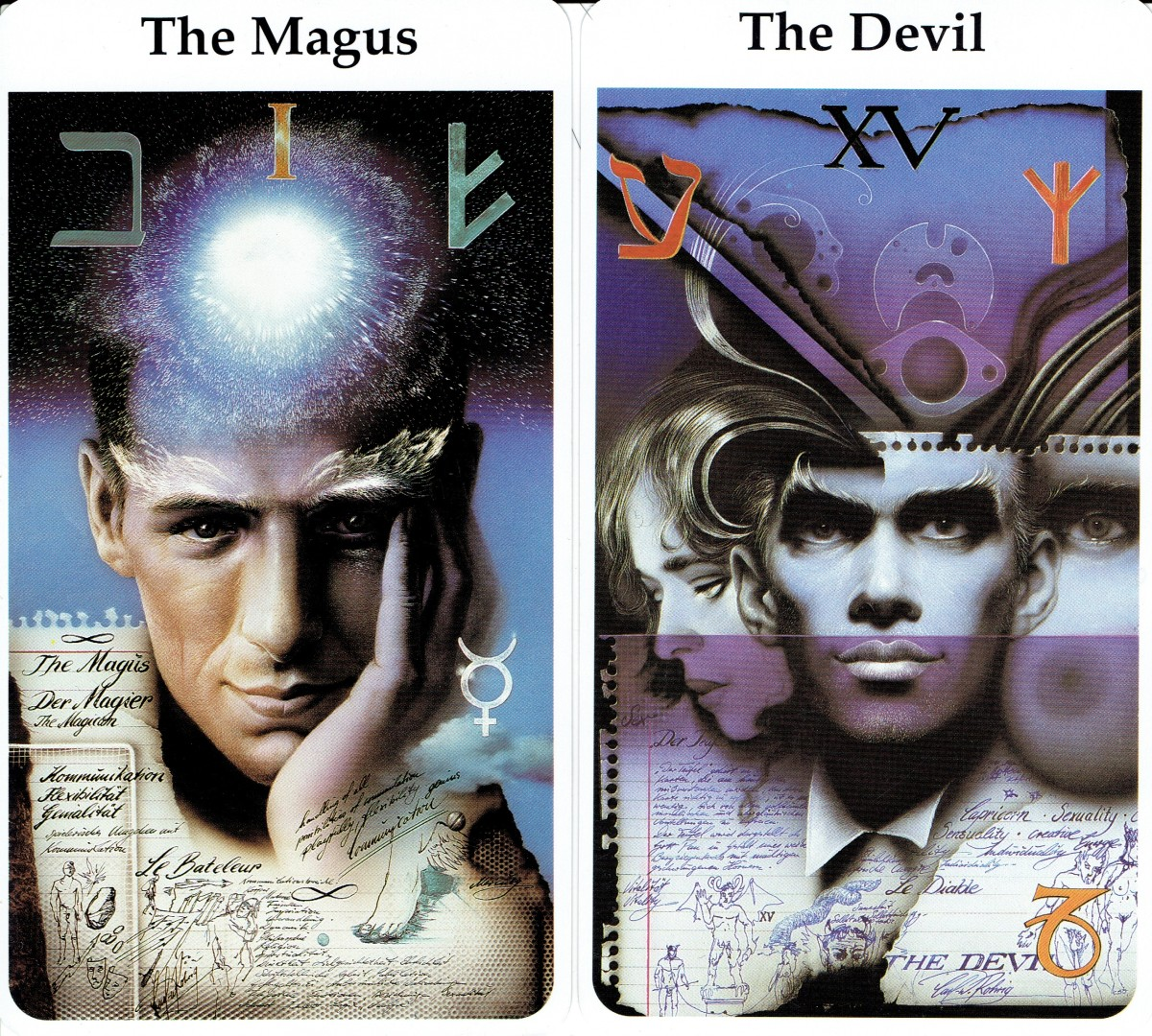 The Rohrig Tarot