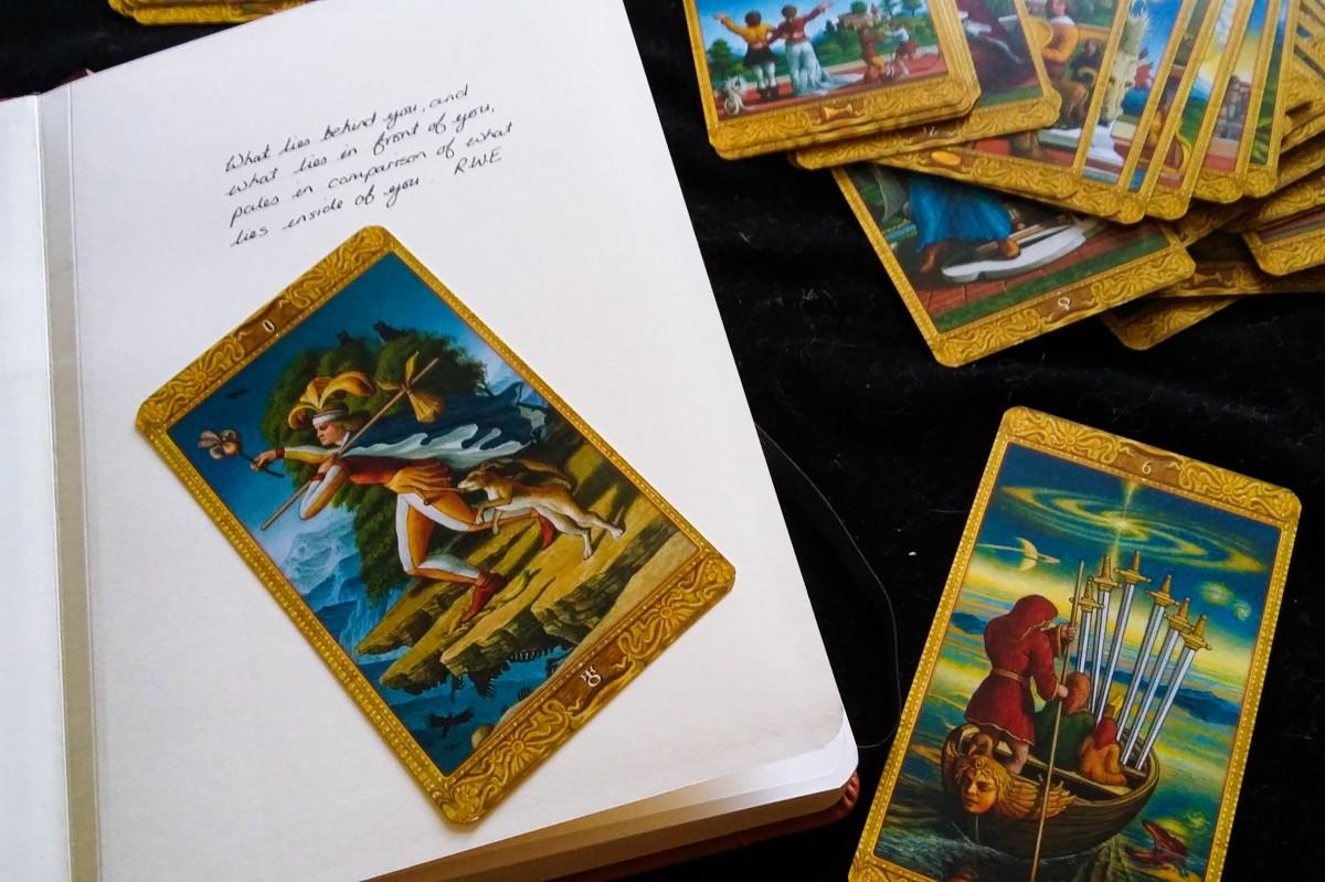 why-should-i-keep-a-tarot-journal