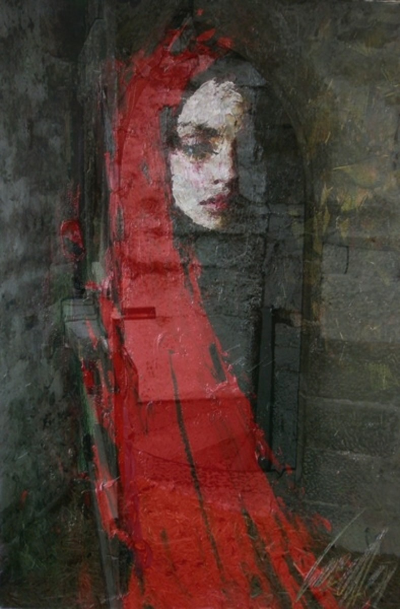 The Red Lady of Leap Castle
