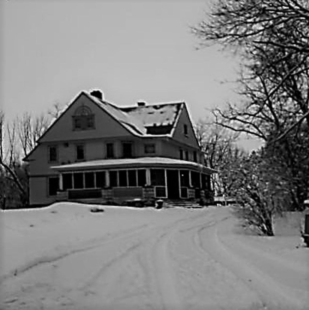 A Haunted B&B