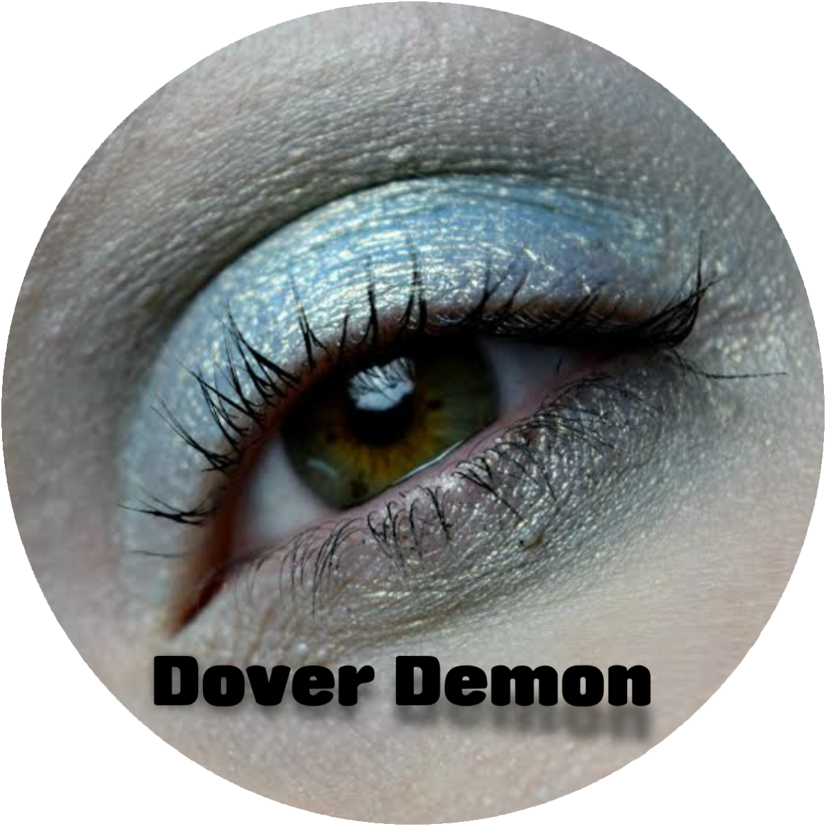 Eye shadow color by Notoriously Morbid.