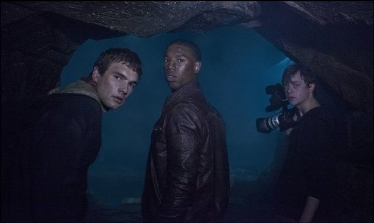 "The boys in ""Chronicle"" stumble into their powers while exploring a mysterious cave."