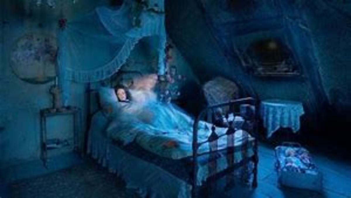 As a child, Melinda Roth experienced what she believes were numerous instances of astral projection.